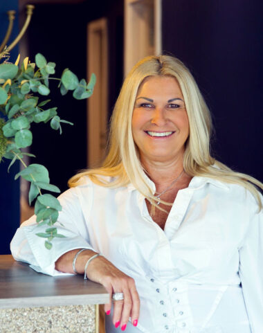 photograph of Debbie from Eden Beauty