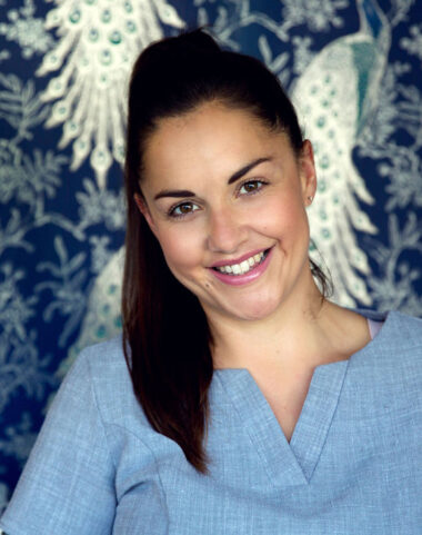 photograph of Katie from Eden Beauty
